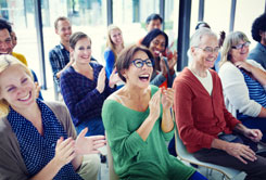 Grief and Wellness Group | Speaking Events | Conferences